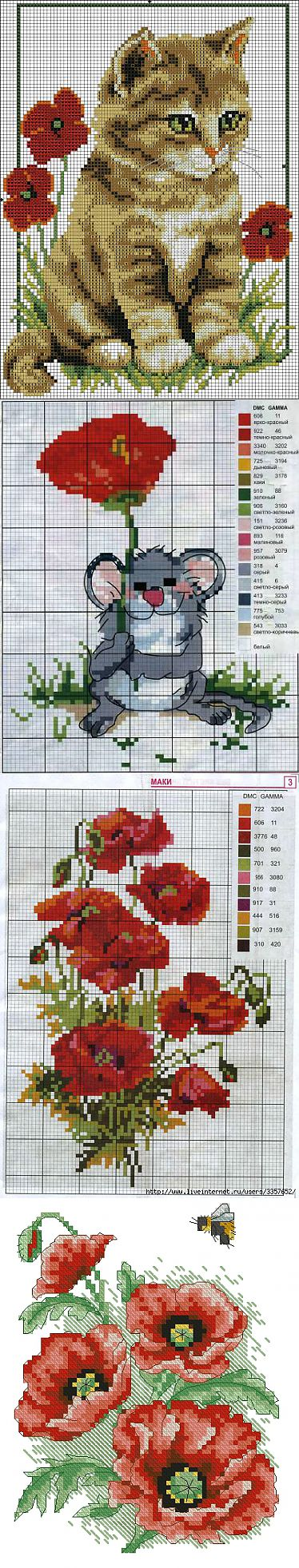 Embroidery Patterns. Redwork Embroidery. Free Patterns | Laboratory household