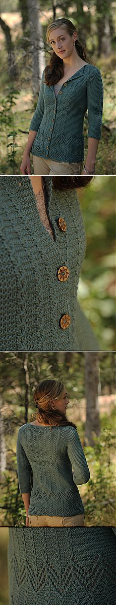 Ravelry: Sierra Currant pattern by Maria Olson